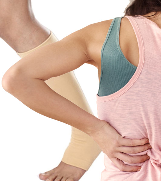 Occupational Therapist Brisbane - Back Pain & Compression Garment Prescription
